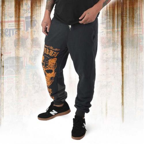 Спортивные брюки Yakuza Demon Two Face