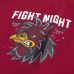 Fight Night T-Shirt Red