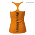 Майка BB Printed T-back, Bright orange