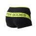 Шорты BB Shaped Hotpant, Black/Lime