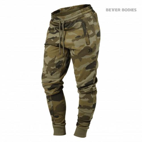 Брюки BB Jogger Sweat Pants, Green Camo