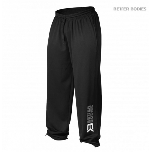 Спортивные брюки BB Mens Mesh Pant, Black