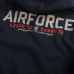 Толстовка US с капюшоном Bombardier Jacket navy