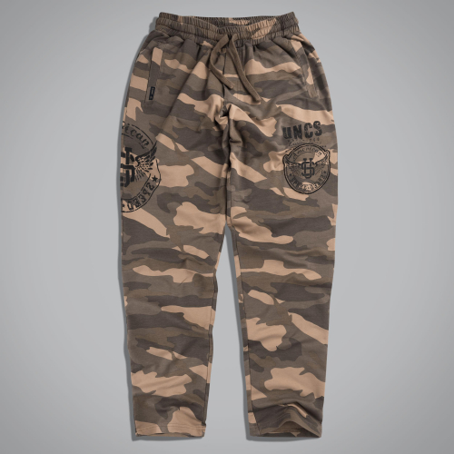Спортивные брюки BB Harlem Zip Pants, Military Green