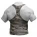 Спортивная майка GASP Utility Rib T-back, Grey Camoprint