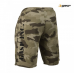 Спортивные шорты GASP Thermal Shorts, Green Camoprint 220708-673