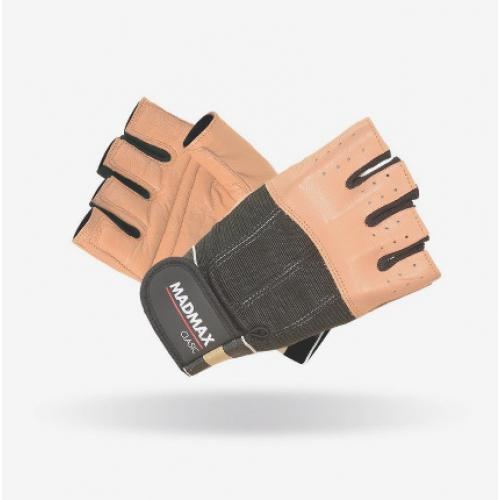 "Перчатки MadMax ""Clasic"" коричневые"