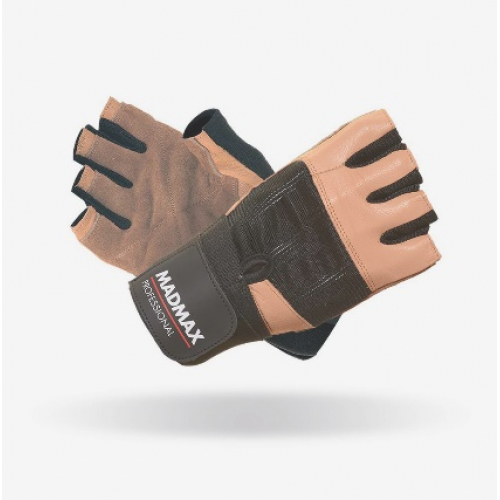 "Перчатки MadMax ""Professional"" коричневые"