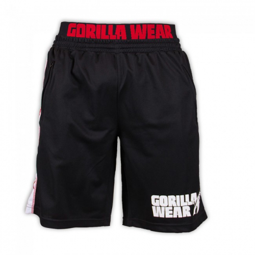 Шорты GW California Black/Red