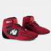 "Кроссовки GORILLA WEAR Chicago High Tops - Red ""Limited"""