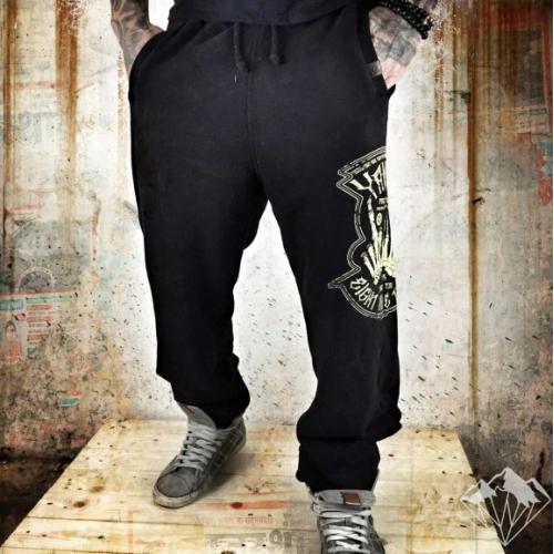 Спортивные штаны KL Fxckers Joggers bk