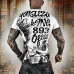 Футболка Yakuza Allover King T-Shirt