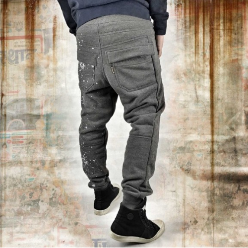 Спортивные брюки Yakuza Splatter Anti Fit Joggers grey