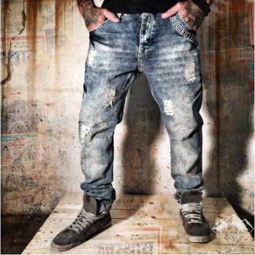 Джинсы KL 893 Anti Fit Jeans li