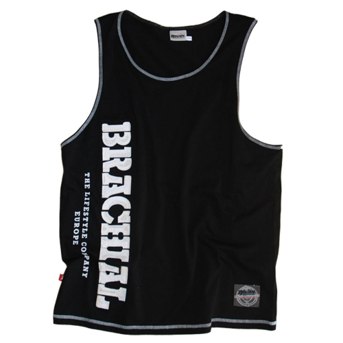 "Майка Brachial Tank-Top ""Push"" black"