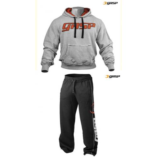 Спортивный костюм GASP Pro Gym, Grey/black