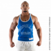 Майка GW Logo Stringer Tank Top Royal Blue