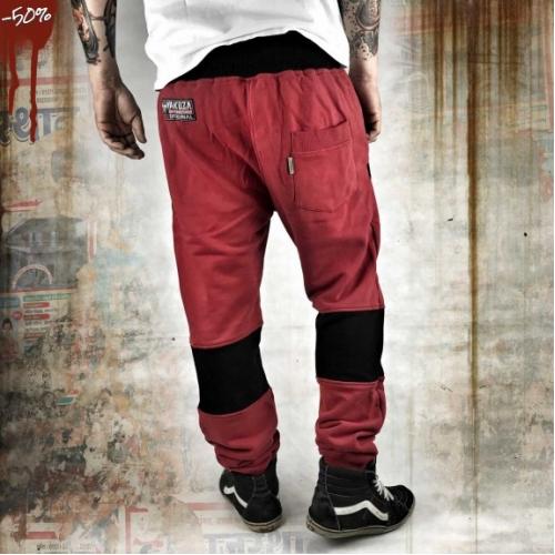 Спортивные брюки Yakuza Warrior Joggers red