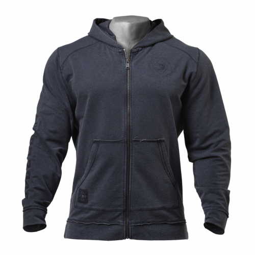 Толстовка GASP Annex zip hood, Dark navy (Код: 220830-591)
