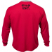Свитер GASP Thermal Gym Sweater, Chili Red