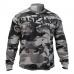 Свитер GASP Thermal Gym Sweater, Tactical Camo