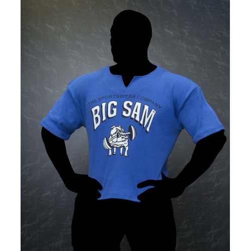 Футболка Big Sam The Sportswear Company Rag Top (3186)