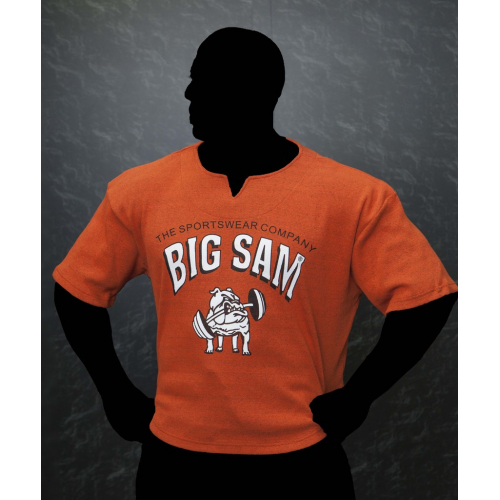 Футболка Big Sam The Sportswear Company Rag Top (3187)