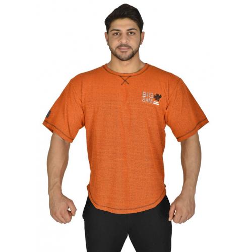 Футболка Big Sam Rag Top Bodybuilding T-shirt (3198)