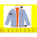Толстовка Big Sam The Sportswear Company Jacket (3578)