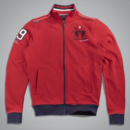 Толстовка с молнией UNCS Boogie Jacket II