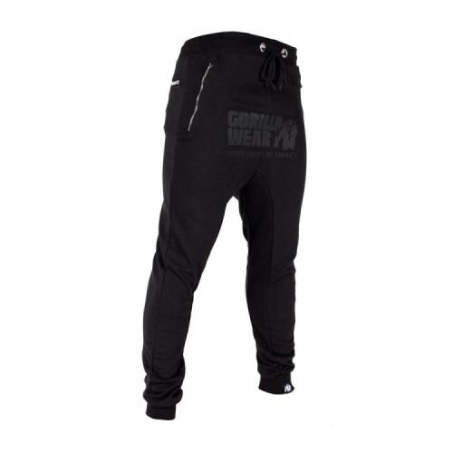 Штаны Gorilla Wear Alabama (черные)