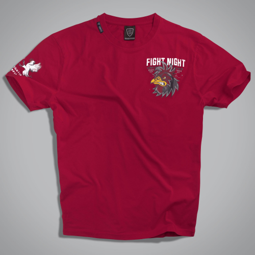 Fight Night T-Shirt Red