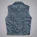 Безрукавка джинсовая UNCS Jasper Vest