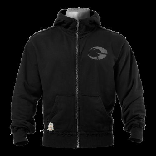 Худи GASP Original hoodie (черный)