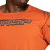 Футболка GASP Pro Logo Tee, Flame