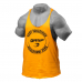Спортивная майка GASP Stringer, Yellow