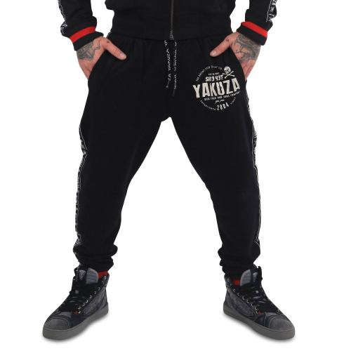 Джоггеры Yakuza Bad Side Joggers (черные)