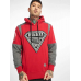 Худи Yakuza Herren Hoody Label Two Face in rot (красный)