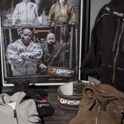 GASP одежда для бодибилдеров