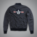 Толстовка Uncle Sam Bombardier jacket Navy