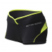 Шорты BB Shaped Hotpant, Black/Lime