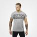 Футболка Better Bodies Basic Logo Tee, Grey