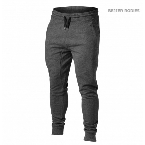 Штаны BB Tapered Joggers, Grahpite Melange 120818-978
