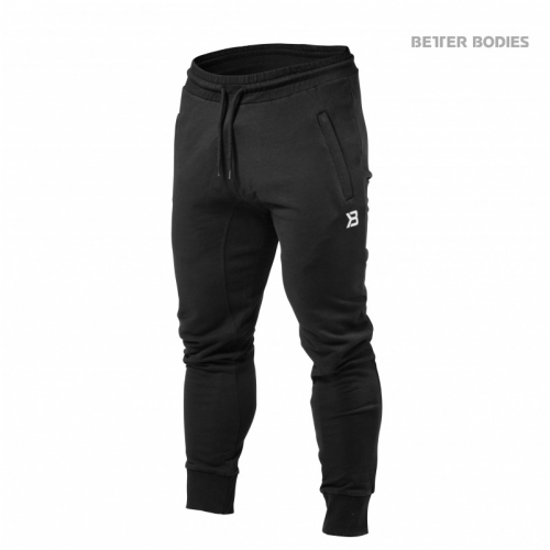 Штаны BB Tapered Joggers, Black 120818-999