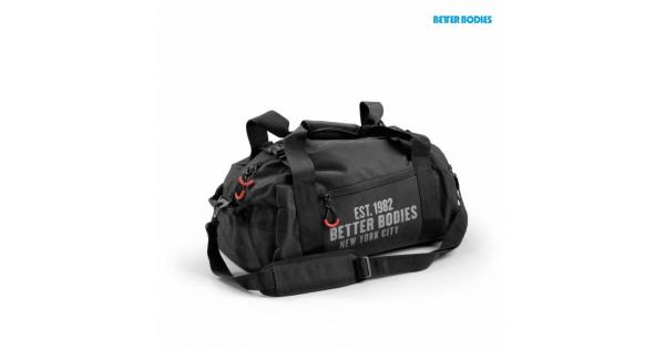 55b2db205787 Спортивная сумка Better Bodies Gym Bag, Black 130317-999 купить в Москве в  интернет-магазине Мир Атлета