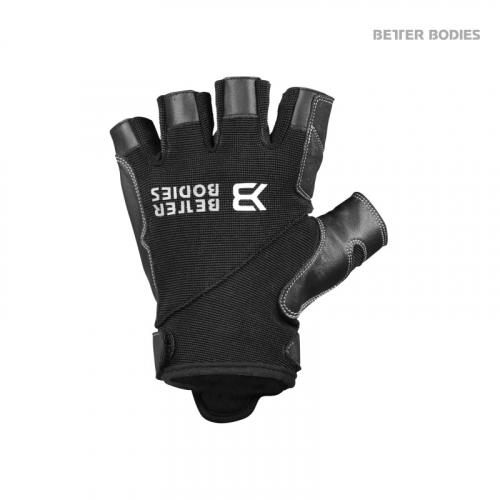 Перчатки Better Bbodies Pro Gym Gloves (черные)