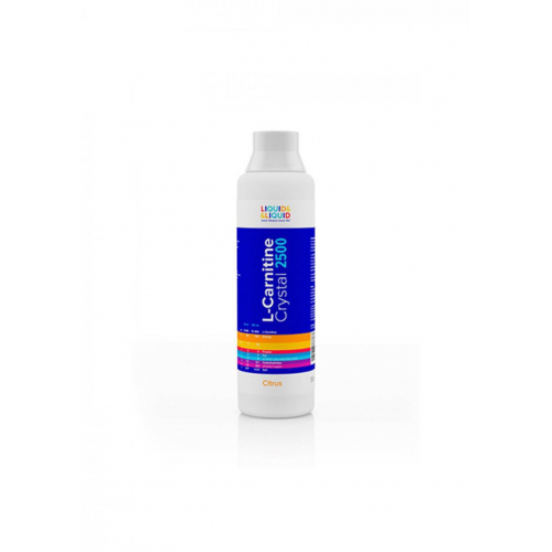 L-Carnitine Crystal 2500 (500 ml)