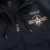 Толстовка Uncle Sam с капюшоном Bombardier Jacket navy