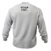 Свитер GASP Thermal Gym Sweater, Grey 220591-940