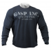 Свитер GASP Thermal Gym Sweater, Asphalt 220591-980